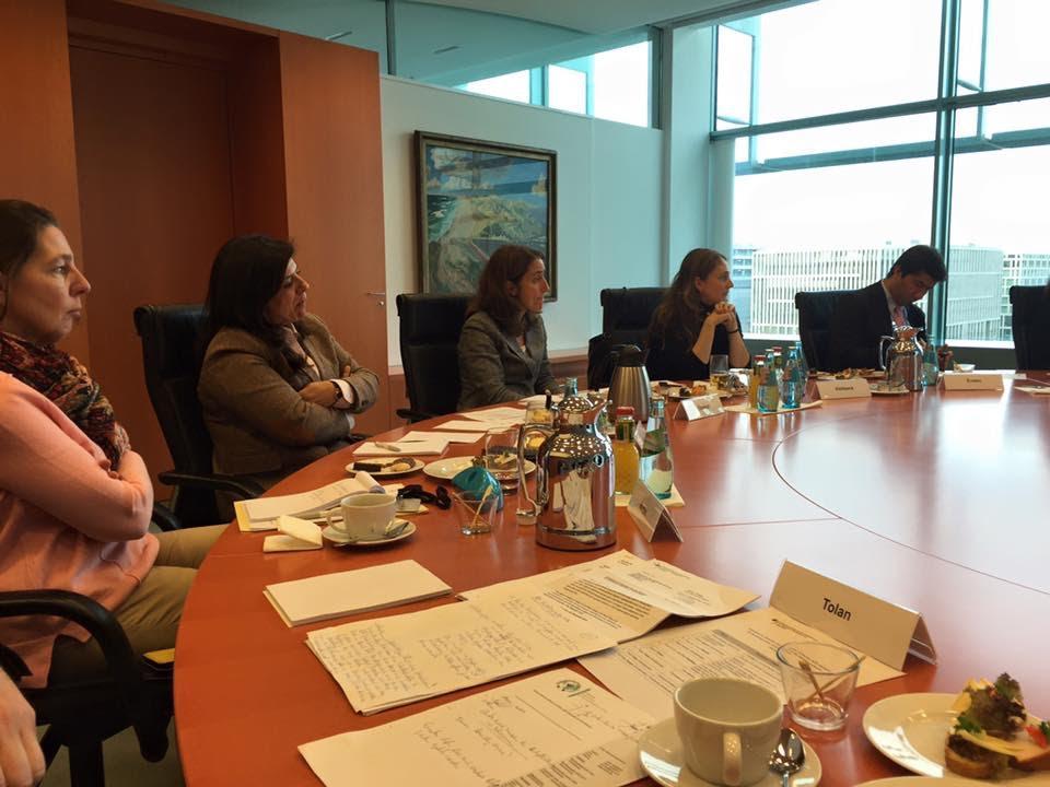 Treffen der kurdischen Organisationen mit der Integrationsbeauftragten der Bundesregierung
